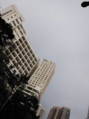 Cloudy Sky in Tin Hau