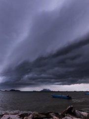 Shelf Cloud (a type of Arcus Clouds)